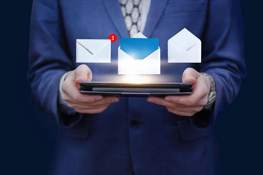 4 راه اندازی دستی گروه ها در اپلیکیشن Mail ویندوز 10