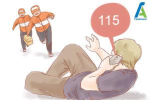 2 حمله قلبی در تنهایی