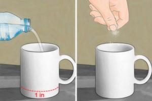 3 گرفتن املاح آب و تهیه آب مقطر