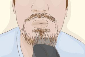 4 اصلاح ریش و سبیل در منزل