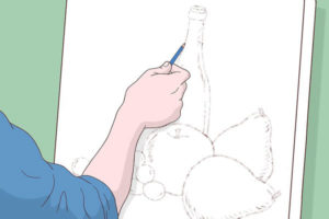 2 آموزش نقاشی کوبیسم