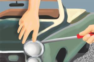 4 آموزش صافکاری ماشین و نقاشی خودرو