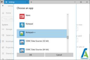 4 حذف تب ها در سربرگ برنامه های ویندوز 10