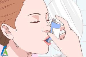 3 کاهش تورم آلرژی