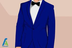 2 انتخاب لباس رسمی مردانه