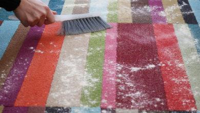 Photo of چگونه فرش هایمان را با شوینده های خانگی و ارگانیک بشوییم؟