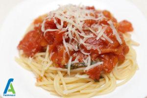 3 کاهش اسید گوجه فرنگی