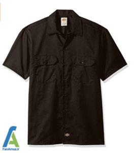 4 جنس پیراهن مناسب لباس کار