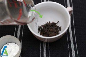 4 نحوه ساخت جوهر با چای