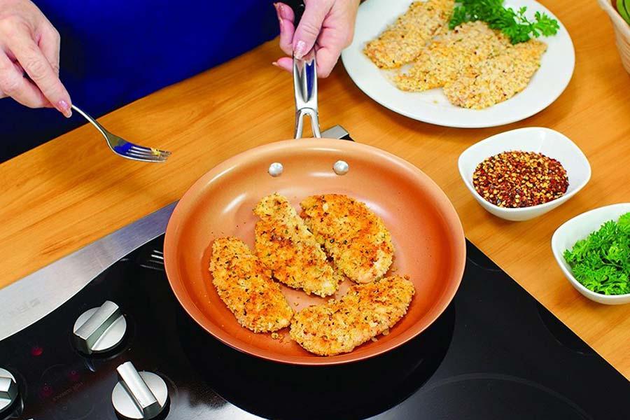 4 راهنمای خرید ظروف نچسب مسی