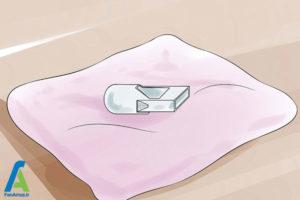 3 نحوه تمیز کردن دستگاه نبولایزر