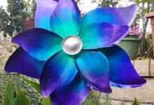 Photo of چگونه مترسکی متحرک به شکل گل بسازیم؟