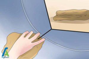3 از بین بردن لکه جوهر داخل لباسشویی