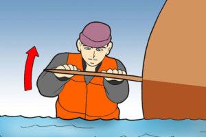 3 واژگونی قایق