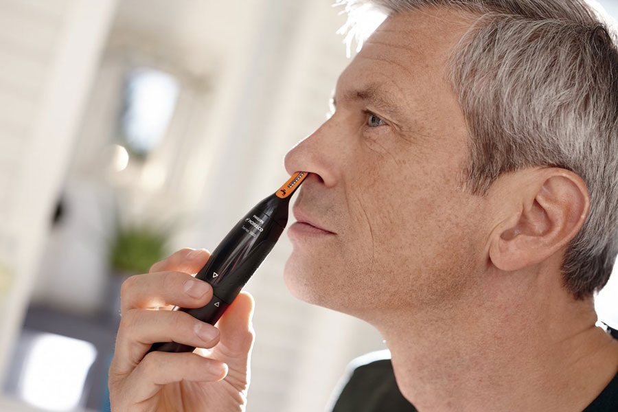 5 ابزار اصلاح موی بینی