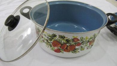 Photo of روش های تمیز کردن قابلمه های لعابی Enameled Cookware سوخته