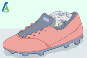 5 خشک کردن سریع کفش ورزشی