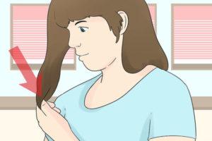 3 کوتاهی مو در منزل