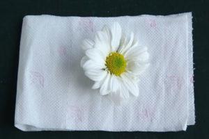 4 خشک کردن گل ها
