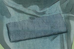 4 رفو کردن لباس در منزل