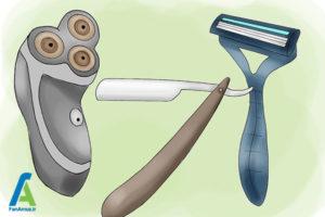 2 جلوگیری از رشد بی رویه موی صورت