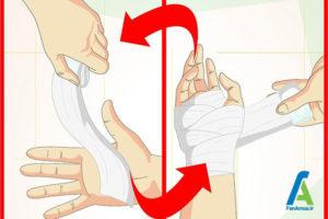 4 مراقبت زخم های سطحی