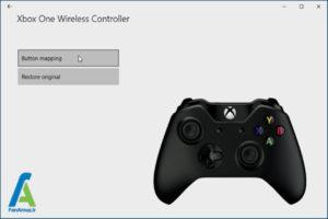 5 عملکرد دکمه کنترلر Xbox1