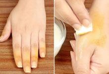 Photo of چگونه رنگ و لکه زردچوبه را از دستانمان پاک کنیم؟