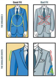 4 لباس مناسب مردان با سینه های بزرگ