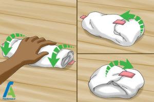 5 نحوه استفاده از سطل پوشک بچه