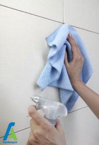 5 نحوه رفع بوی بد حمام