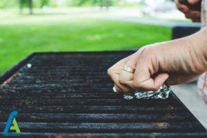 5 نحوه تمیز کردن باربیکیو