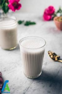 4 طرز تهیه شیر بادام هندی