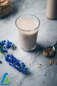 4 طرز تهیه شیر جو دوسر