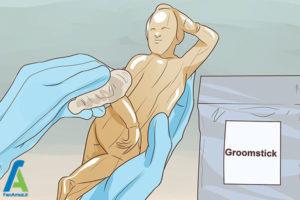 5 تمیز کردن مجسمه از جنس عاج