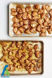 5 طرز تهیه سریع ترین روش پخت مرغ
