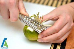 3 تهیه و استفاده از عصاره لیمو در غذا