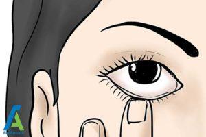 5 تشخیص حالت و فرم چشم
