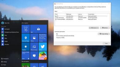 Photo of نحوه غیر فعال کردن بهینه سازی خودکار درایو در ویندوز 10 Windows