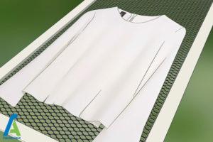 2 نگهداری از لباس ریون یا ابریشم مصنوعی