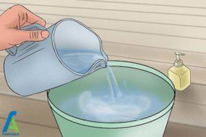 2 رفع بوی بد ماهی از یخچال