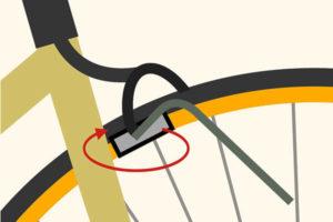 5 تنظیم ترمز دوچرخه