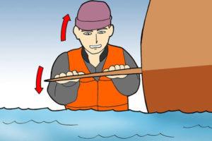4 واژگونی قایق