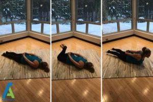 6 تمرینات ساده ورزشی