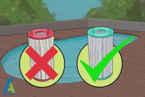 4 پاکسازی آب استخر