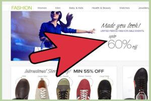 1 راهنمای خرید لباس اینترنتی