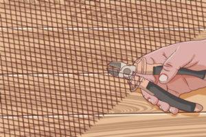 4 ساخت تور ماهیگیری