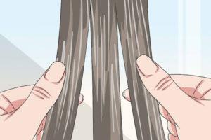 4 تقویت مو های آسیب دیده