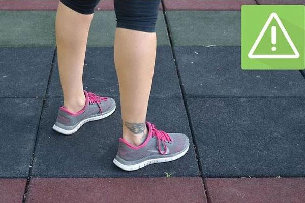 6 لاغری ساق پا