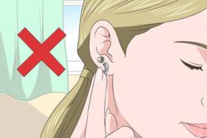 4 درمان درد ناشی از پیرسینگ